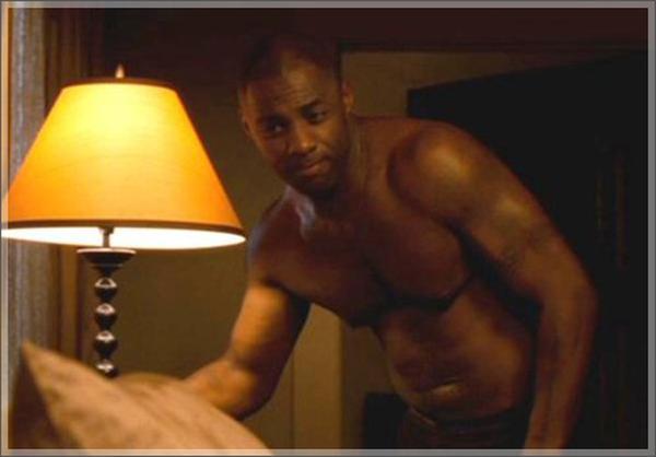 Idris Elba cock