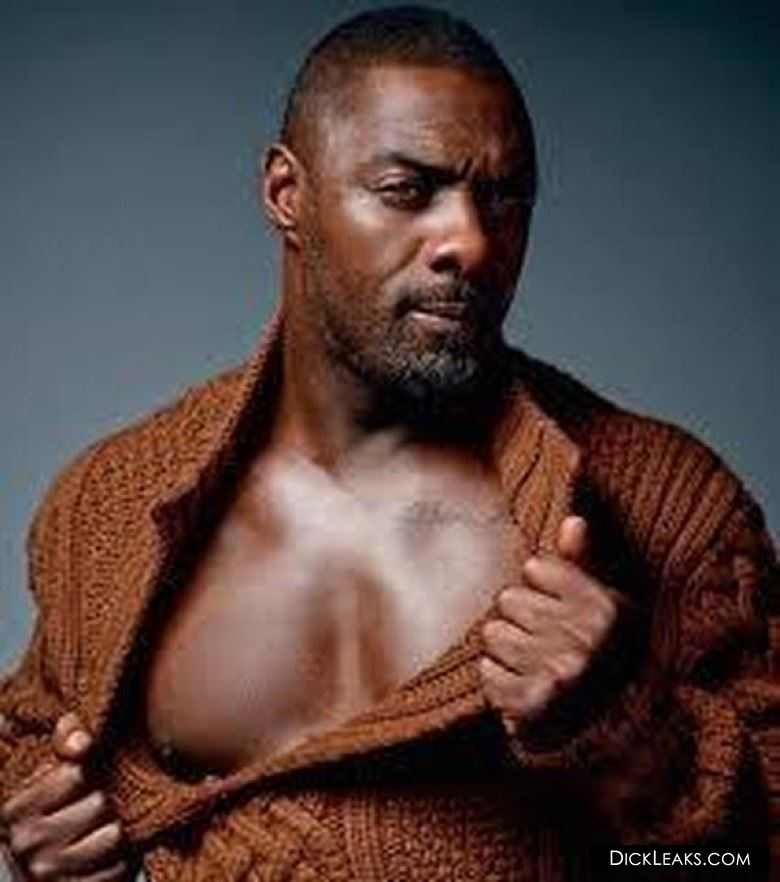 Idris Elba full frontal