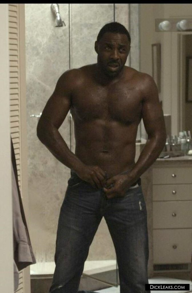 Idris Elba gay