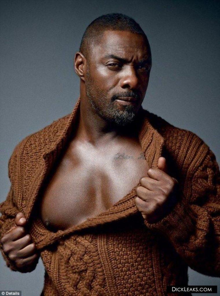 Idris Elba stud